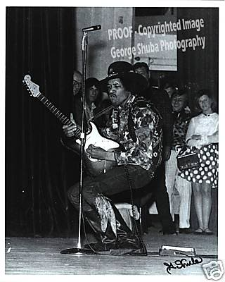 Cleveland (Public Music Hall) : 26 mars 1968 [Premier Concert] Cleveland68