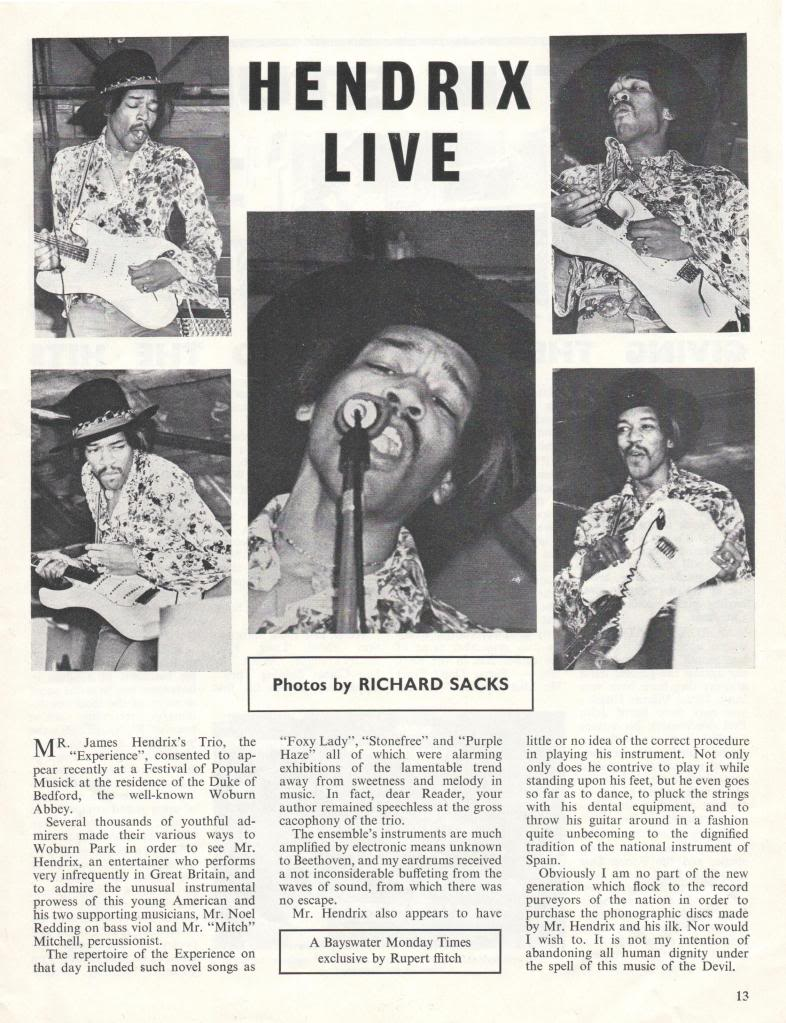 Live At Woburn (2009) Review