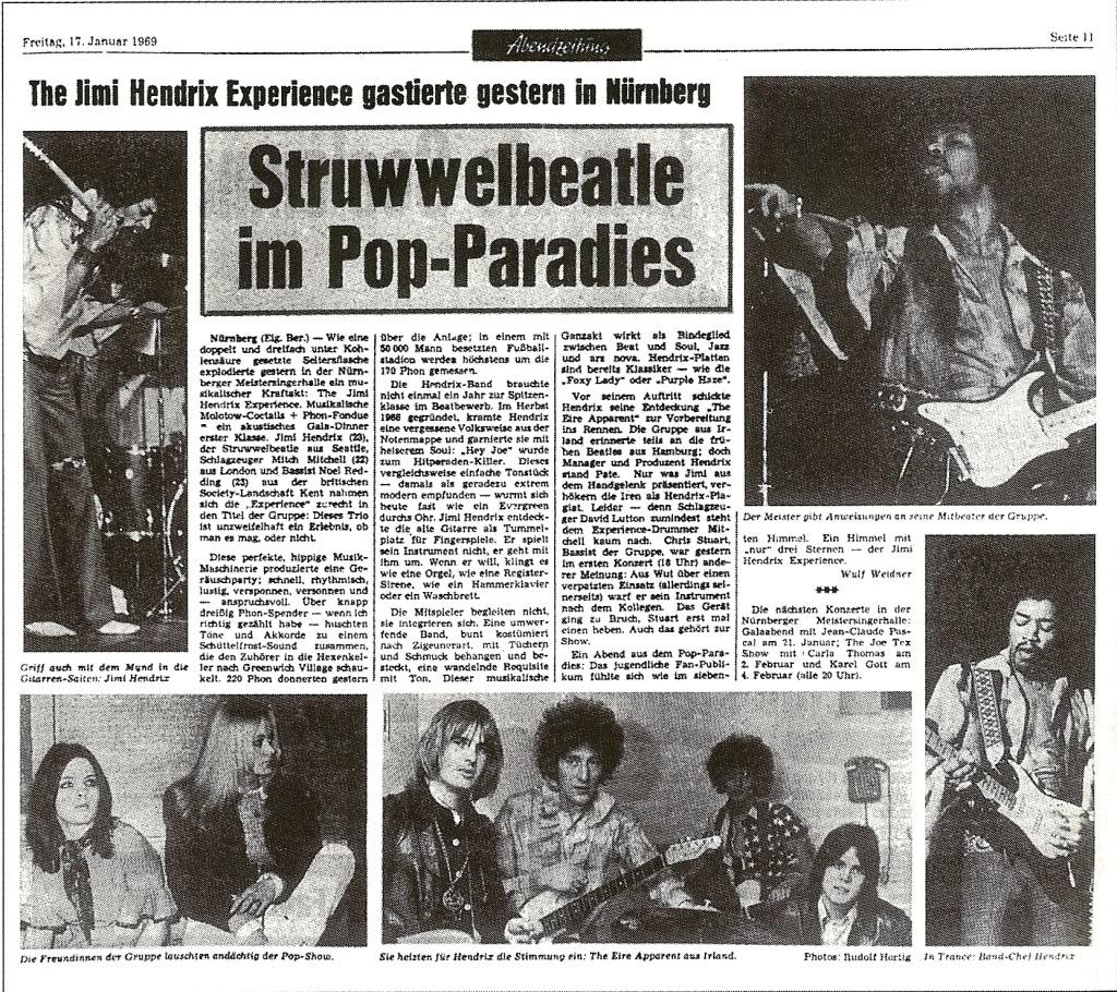 Nuremberg (Meistersingerhalle) : 16 janvier 1969 [Second concert]  Scan0001-5