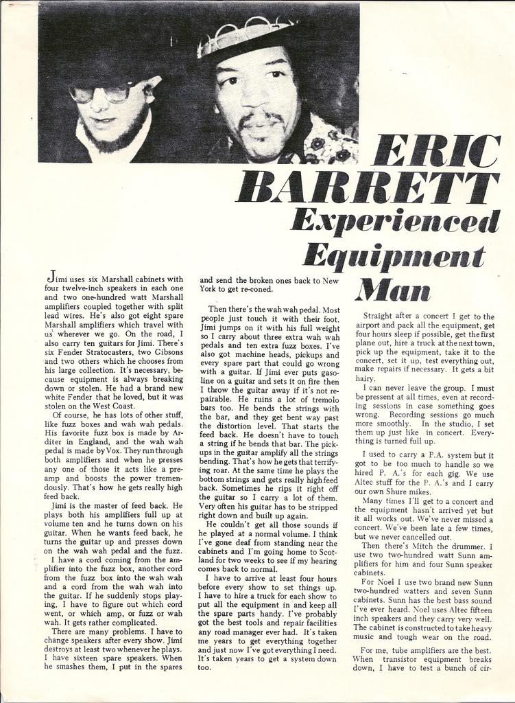 Le matériel de Jimi Hendrix  Scan0023