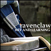 House Avatars Witandlearningravenclaw