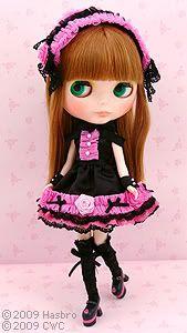 [Dress set] Baby Rose 090930_BR1_hfg