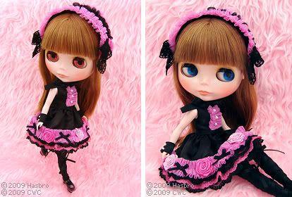 [Dress set] Baby Rose 090930_BR2_hfg