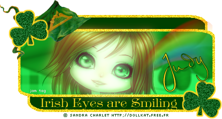 Irish Eyes Tutorial by MizTeeque
