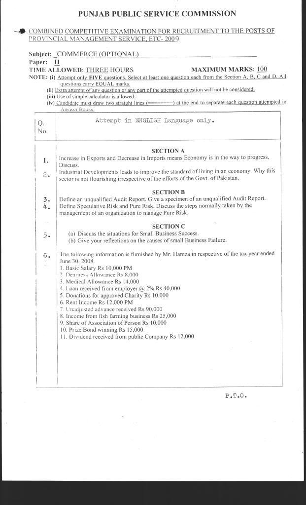 PMS Paper Commerce 2009. Com21