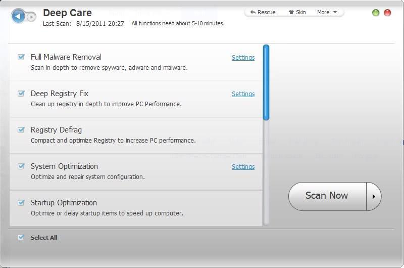 IObit Advanced System Care 5 Beta 1.0 - Hàng mới ra lò đây !!! - Cực kì hay !!! IObit5
