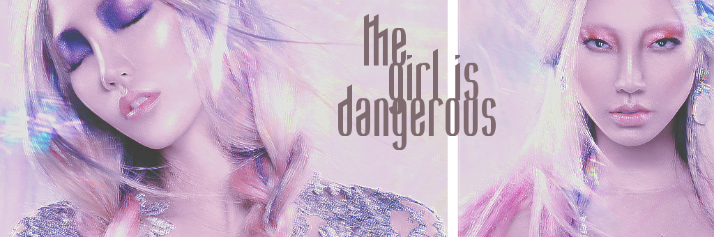 THE GIRL IS DANGEROUS