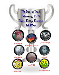 The Drunk Tank 1 ~ February, 2012 1st Place Trophy 25ee5835
