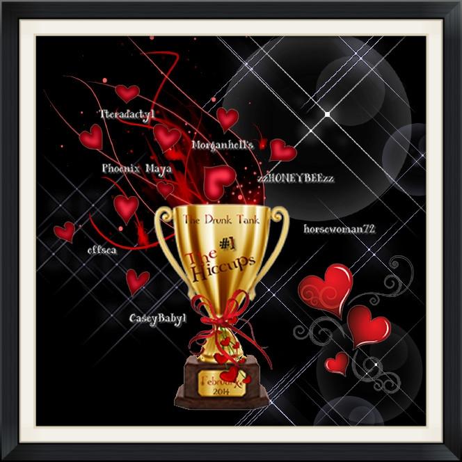 The Drunk Tank ~ February, 2014 1st Place Trophy Cbffeedb-f430-4e60-ab96-b8007b5ca6a9