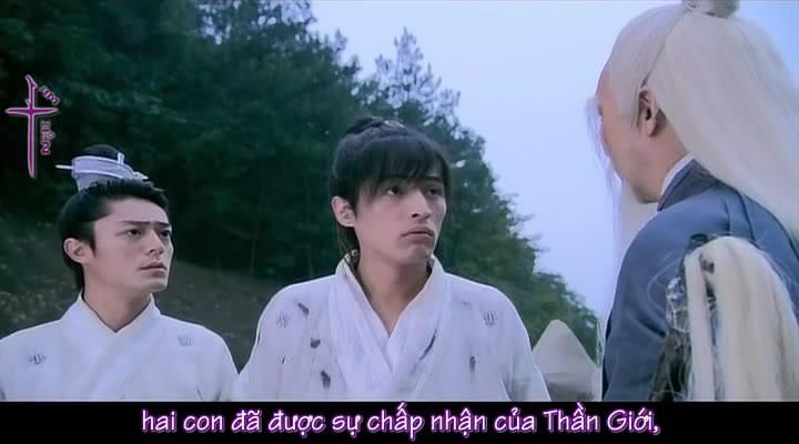 [Drama][VietSub][2009] Tiên Kiếm Kỳ Hiệp Truyện 3 - Hồ Ca, Dương Mịch  [ 37/37 ]  T3-7