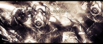 Boundaries signature Boundaries