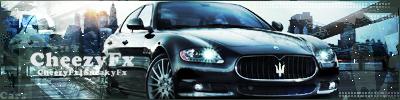 Car signature Cars