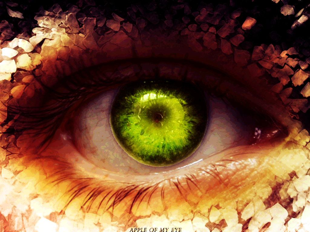 Apple of my eye Appleofmyeye