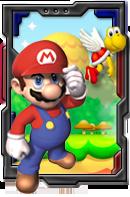 Doação kit Super Mario AvatarSUPERMARIO
