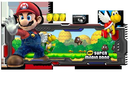Doação kit Super Mario Signsupermariokebraosso