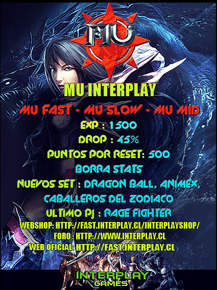 MU INTERPLAY S6 AficheComunidadInterplay