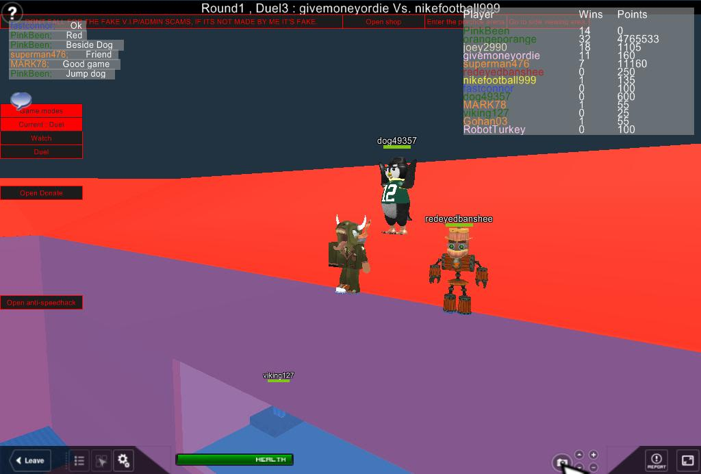 A few ROBLOX pics for Blue with penguins, a hideous monster that Stein WILL remember and Steampunk Man RobloxScreenShot03052011_080449773