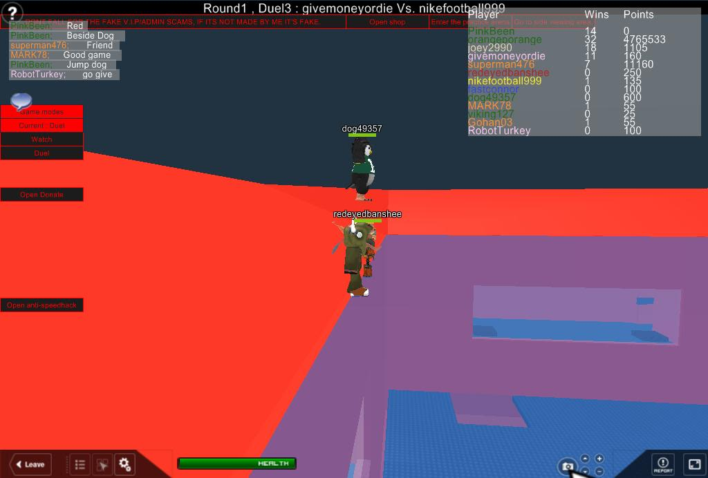 A few ROBLOX pics for Blue with penguins, a hideous monster that Stein WILL remember and Steampunk Man RobloxScreenShot03052011_080459400