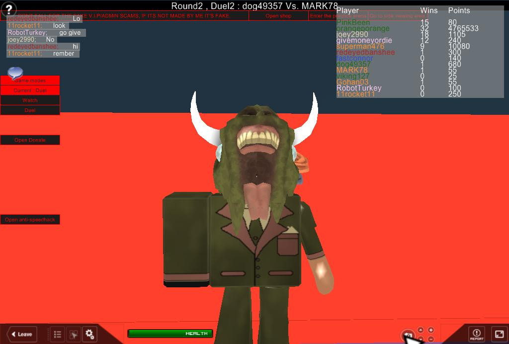 A few ROBLOX pics for Blue with penguins, a hideous monster that Stein WILL remember and Steampunk Man RobloxScreenShot03052011_080718158