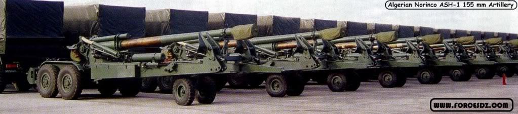 القوات البرية الجزائرية  4-1