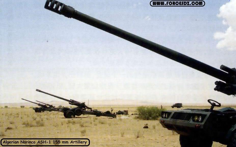 القوات البرية الجزائرية  5-1