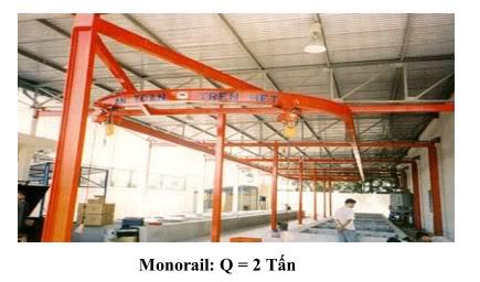 Tư vấn thiết kế cầu trục , thiết bị nâng , gia công kết cấu thép cho nhà xưởng 3