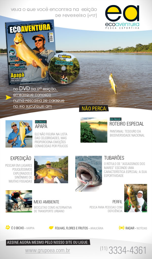 Revista ECOAVENTURA - Ed. 17 News_Revista---17---NOASSINANTE