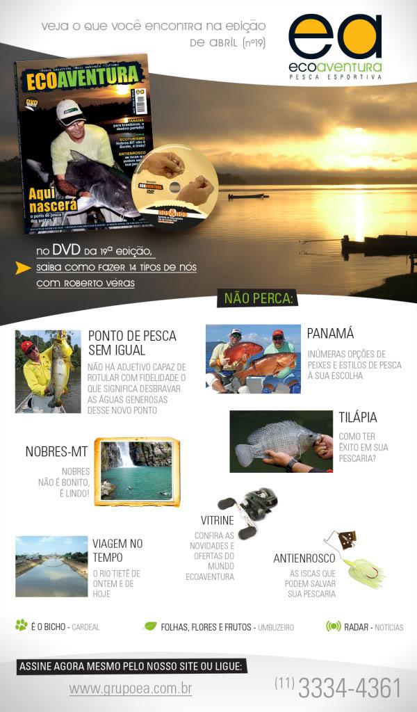 COMENTEM!!! ECOAVENTURA - Ed.19 News_Revista-19_nao-assinante