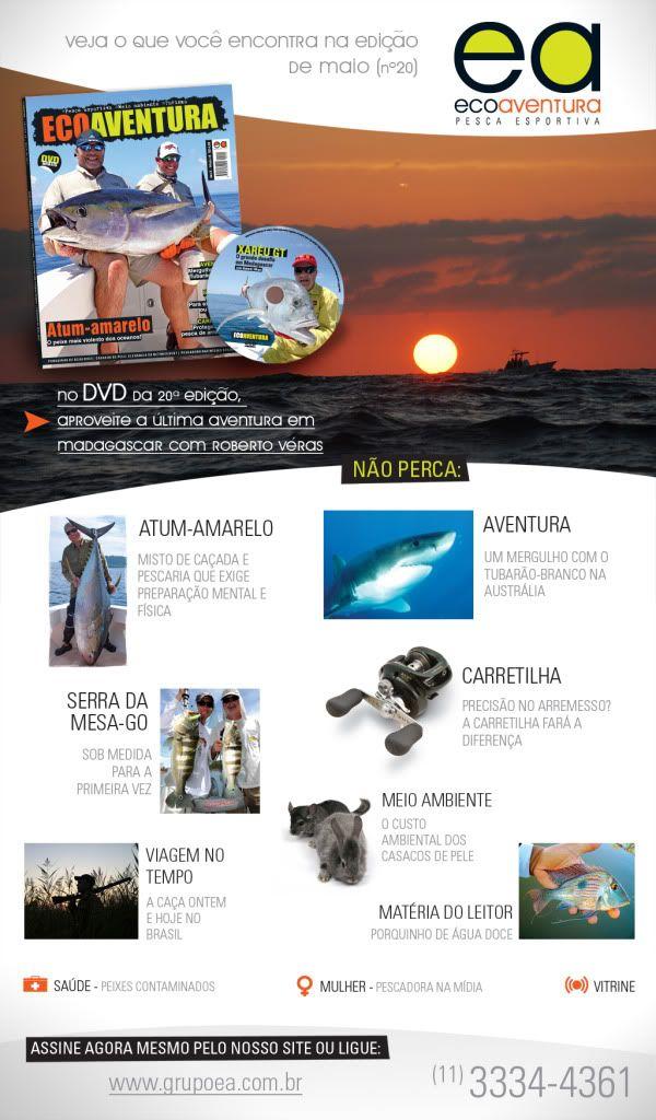 ECOAVENTURA - Confira a ed.20 News_Revista-20-NAO_ASSINANTE