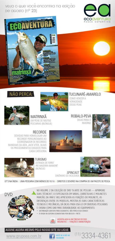 Homologar Recorde? - Revista ECOAVENTURA ed.23 News_23noassinante