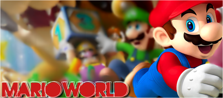 Mario World Rol