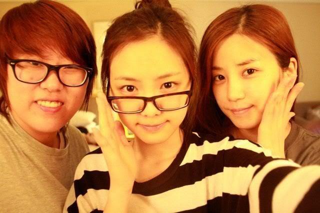 ChoEun {Chorong y NaEun} Igrex