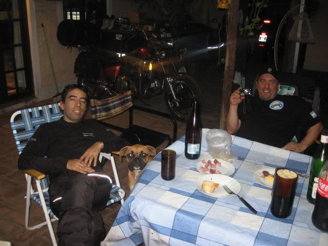 Finde /amigos, motos, rutas y mucha gastronomia Myvencasa014