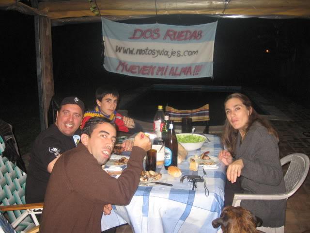 Finde /amigos, motos, rutas y mucha gastronomia Myvencasa017