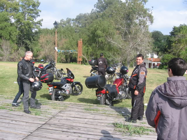 Finde /amigos, motos, rutas y mucha gastronomia Myvencasamas016
