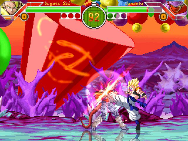 Dragon Ball Z Mugen Tenkaichi Mugen005