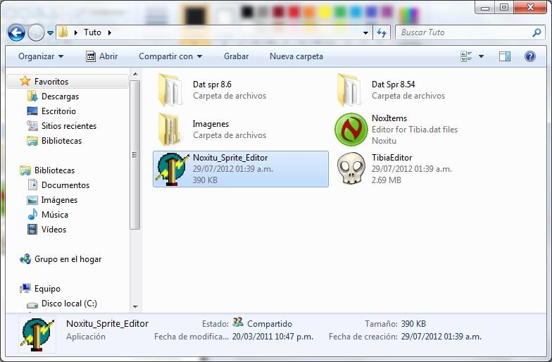 Como agregar Sprites de Items a 8.54 12d3e097