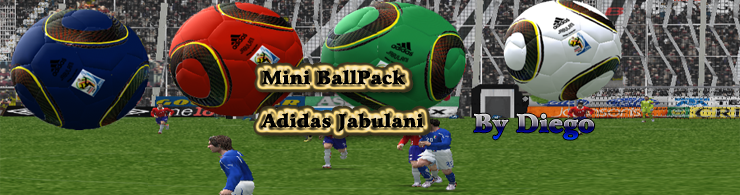 balones - Balones by Diego! Pack-1