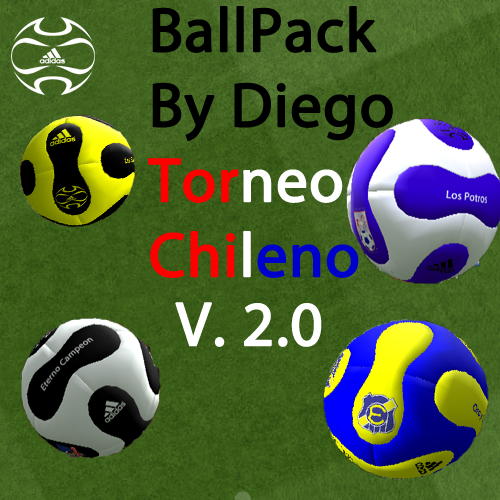 balones - Balones by Diego! Sinttulo-1-3