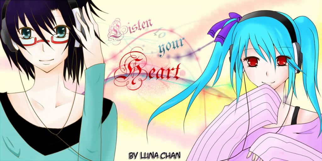 [Gallery] Luna Chan Listen02PSed