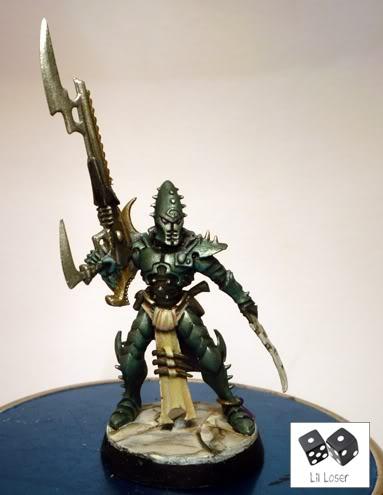 LilLoser's TMM Medusae Kabal Dark Eldar P1000761