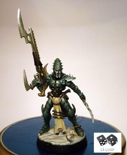 LilLoser's TMM Medusae Kabal Dark Eldar P1000764