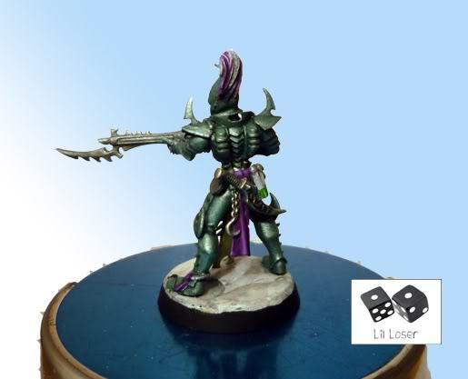 LilLoser's TMM Medusae Kabal Dark Eldar P1000769