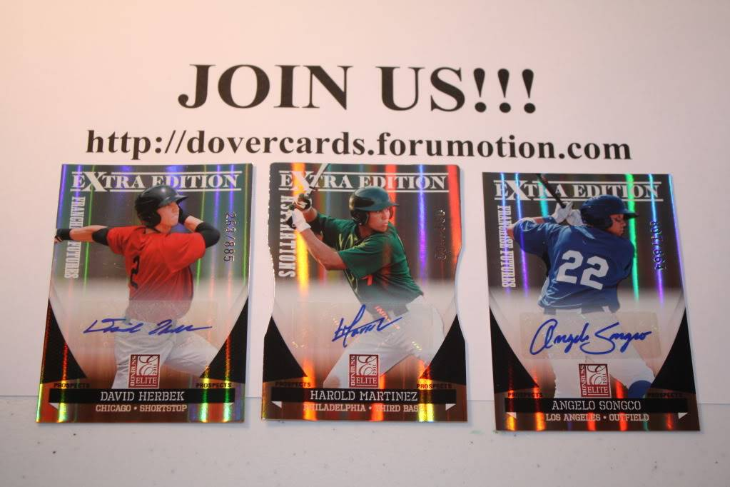 COMPLETED 2011 Donruss Elite Extra Edition Baseball - 4 box break - Link to pics and video IMG_6523