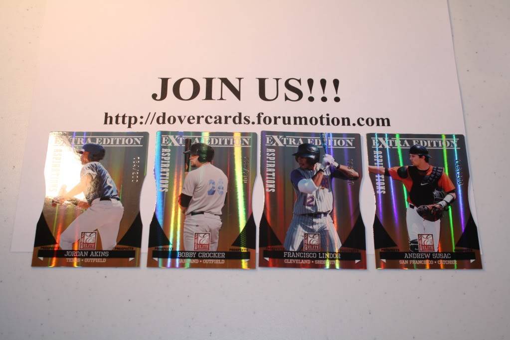 COMPLETED 2011 Donruss Elite Extra Edition Baseball - 4 box break - Link to pics and video IMG_6525