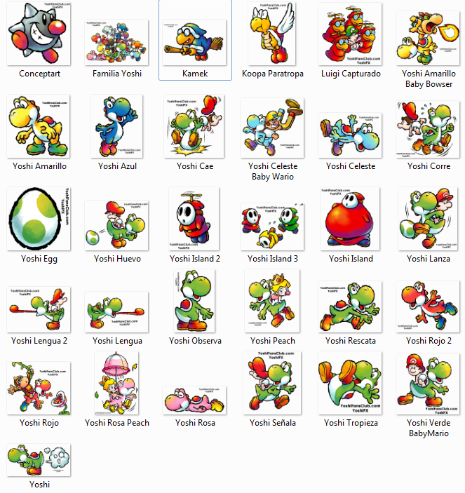 [Renders] Yoshi Island Pack V2 Preview-2_zpsc136ff6e