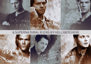 Live, Love, Laugh~ Evey's Gallery Supernatural-1