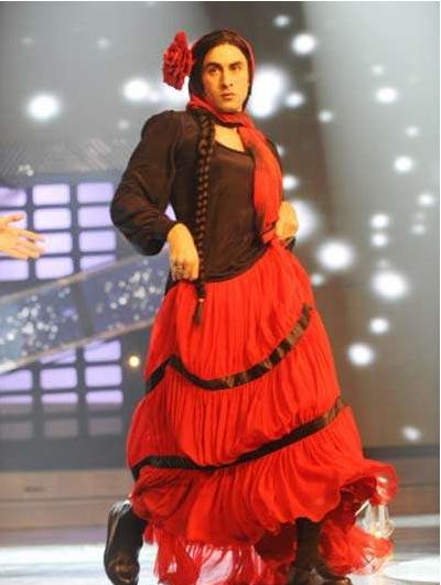 Filmfare awards 2011 Shakeit