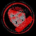 Jonathan Shepard's Application Stamp