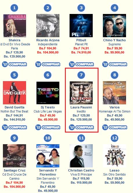 """Charts /Ventas album """"Inedito"""" (#1 ITA; #2 SUI; #3 ARG; #4 ES) - Página 2 Aaaa-26"""